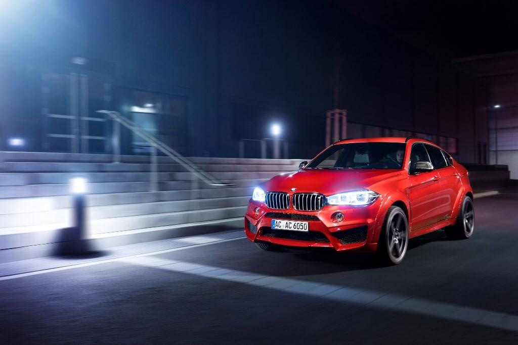 AC Schnitzer BMW X6 Falcon Widebody