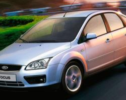 Форд фокус 2 замена ламп