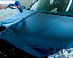 Как оклеить авто пленкой