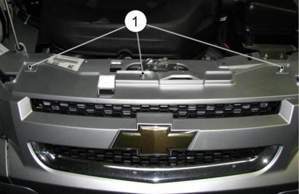 Инструкция снятия переднего и заднего бампер на Нива Шевроле