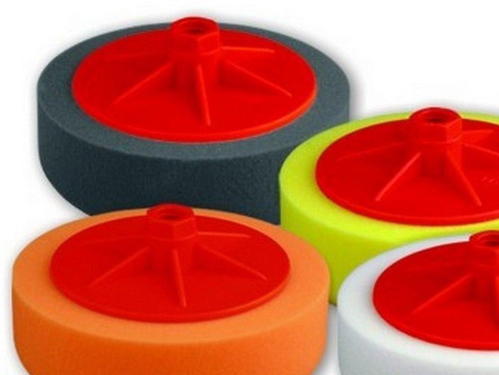 Виды дисков для полировки автомобиля