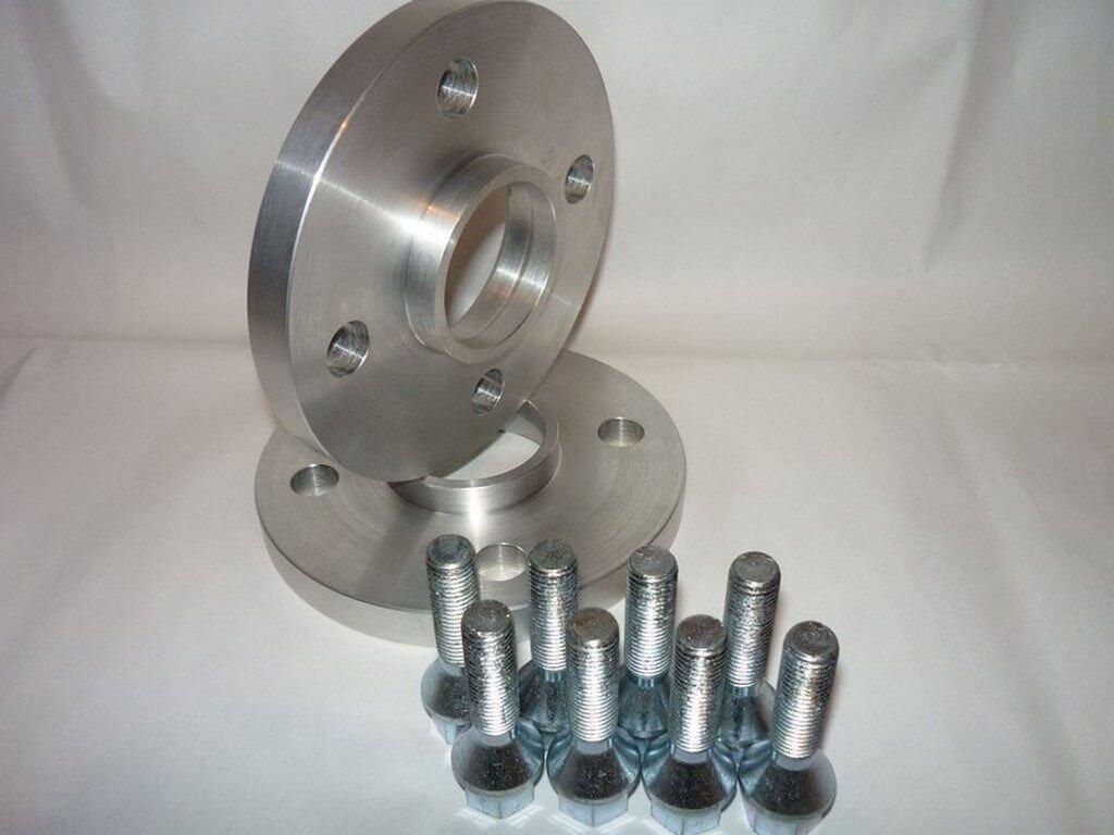 Дюралюминиевая проставка колесного диска с толщиной 30 мм