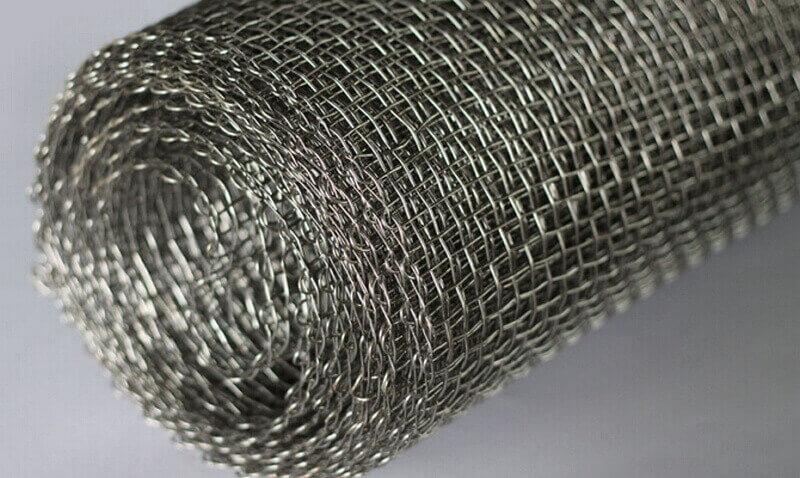 Сетка рабица для изготовления радиаторной решетки