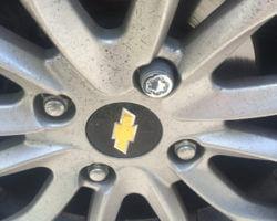 Секретки для литых дисков