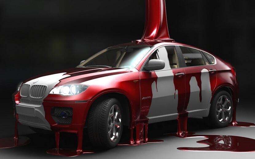 Авто краски для авто