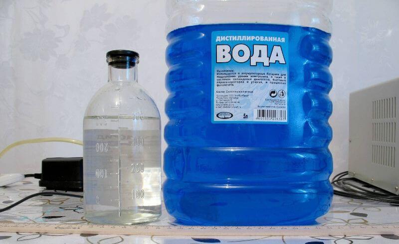 Как сделать серную кислоту в домашних условиях