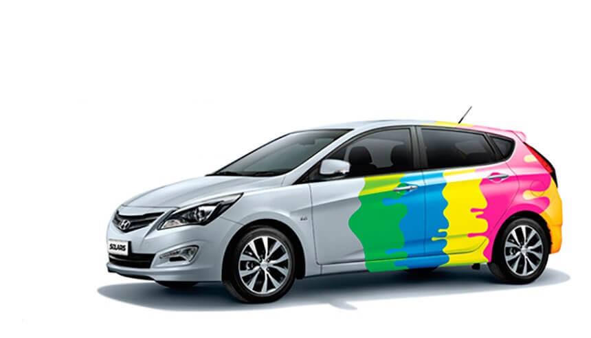 Сколько стоит покрасить элемент машины