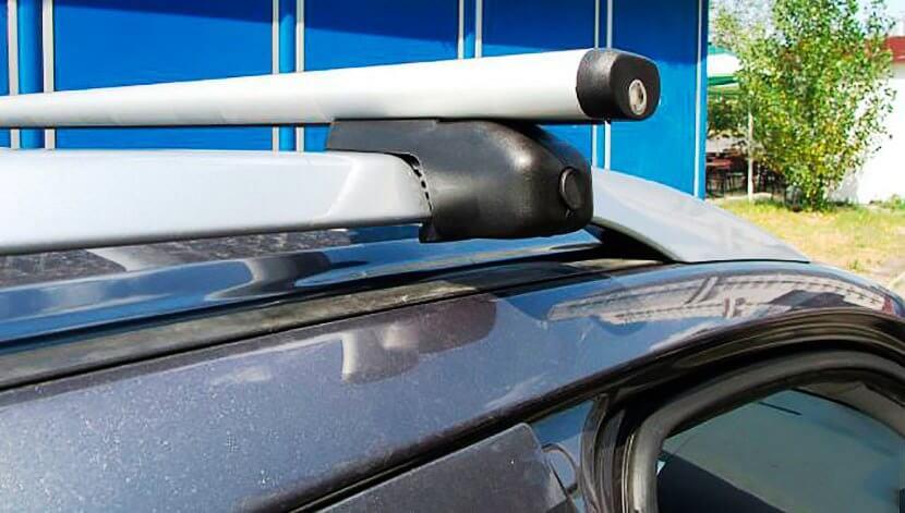 Багажник поперечины под рейлинги универсальные