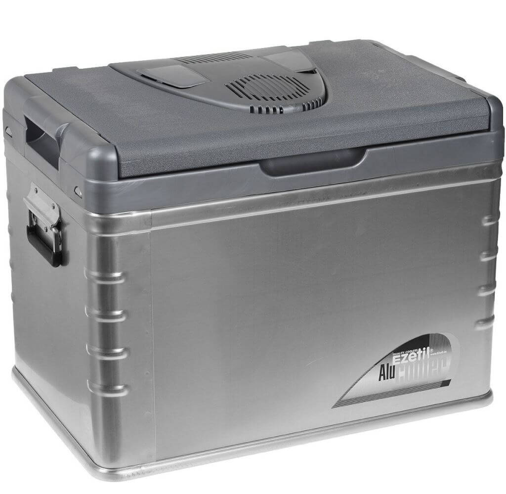 Холодильник ezetil e45 alu