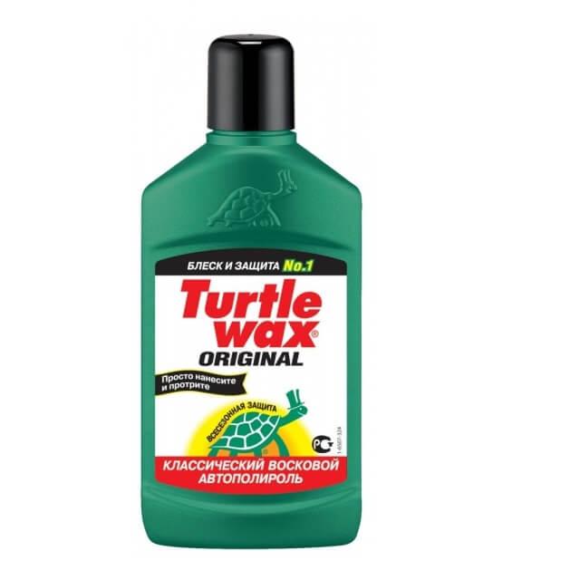 Классический бесцветный полироль Turtle Wax Original FG6507