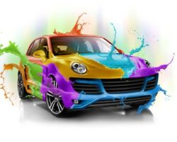 Краски для авто какие бывают