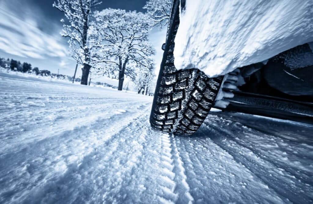 Зимние шины на автомобиль