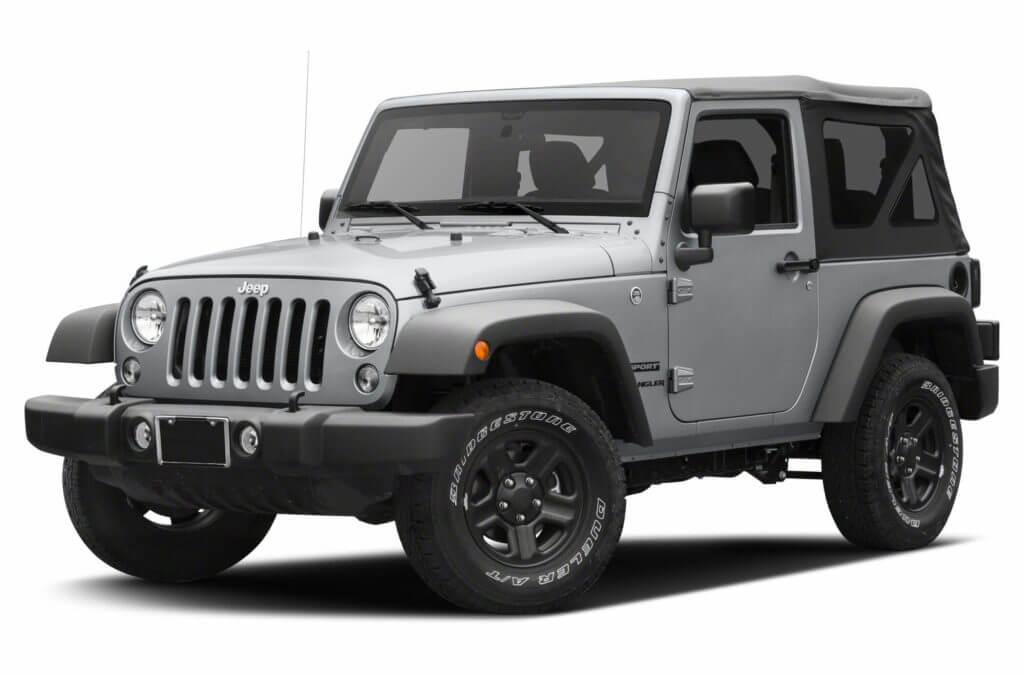 Джип Jeep Wrangler