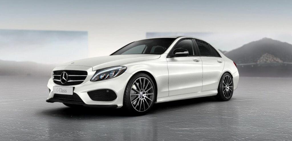 Автомобиль Mercedes-Benz C-Class