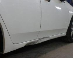 Сколько стоит ремонт порогов