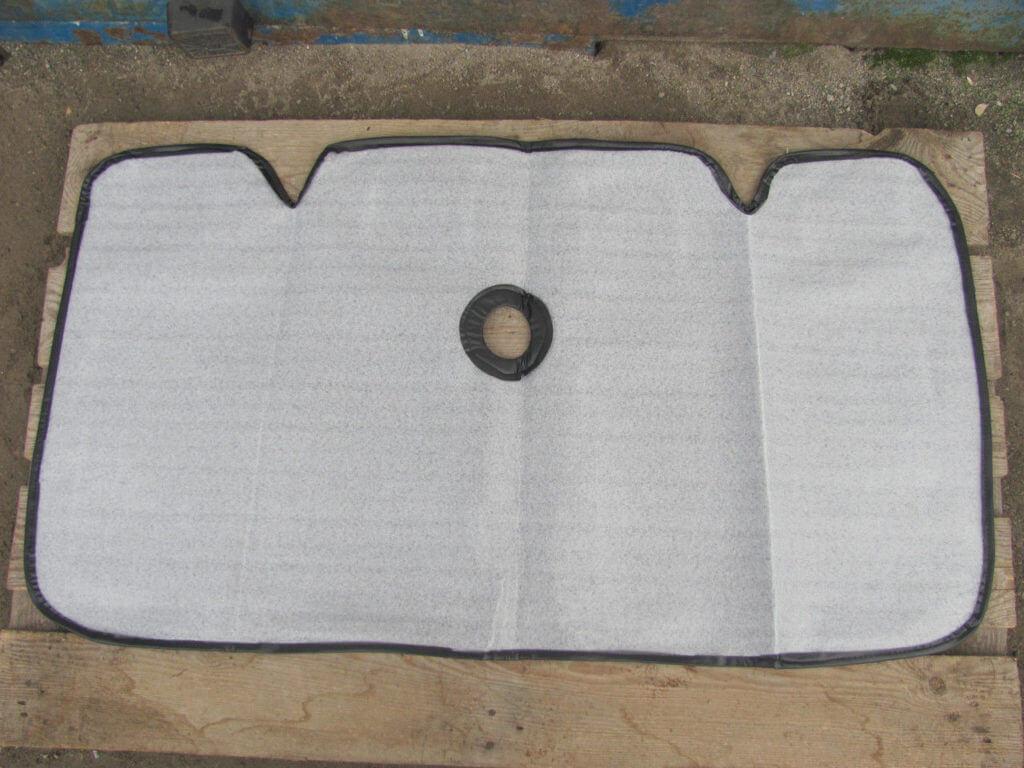 Специальное одеяло под капот утеплит ваш капот и сохранит тепло двигателя
