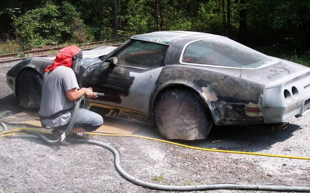 Чаще всего эту процедуру применяют для ремонта автомобилей