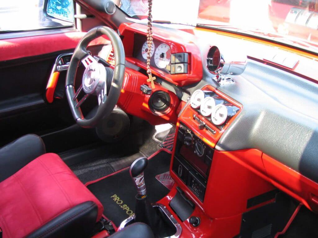 ТЮНИНГ авто ВАЗ 2110 - 2112 своими руками