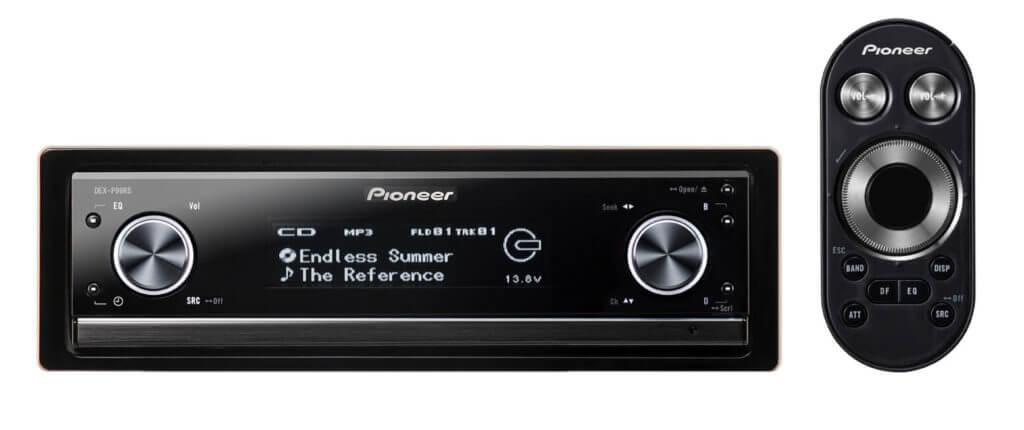 Несмотря на достаточно высокую цену Pioneer DEX-P99RS предлагает своему владельцу чистый звук самого высокого качества