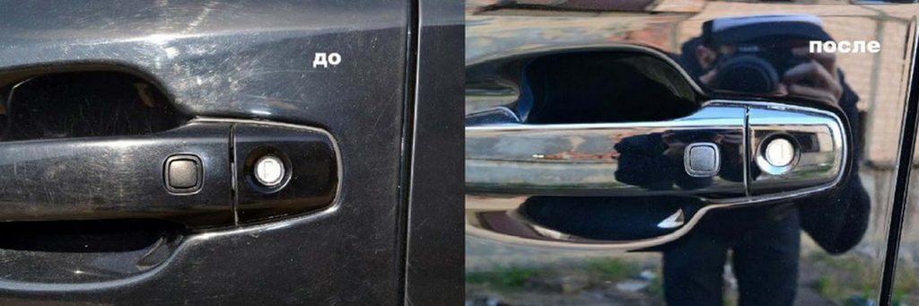 Жидкое стекло для кузова машины