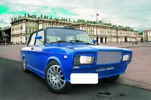 Ваз 2107 авто тюнинг