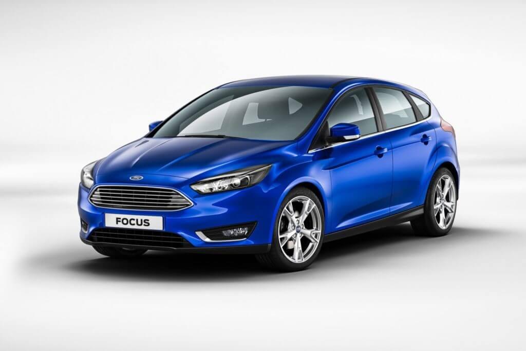 Машина Ford Focus