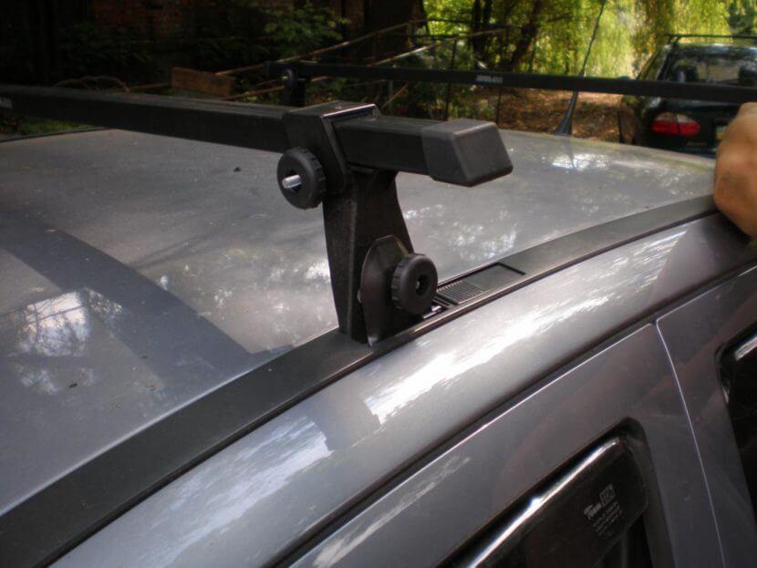 Багажник на крышу Форд Фьюжн: как выбрать и установить?