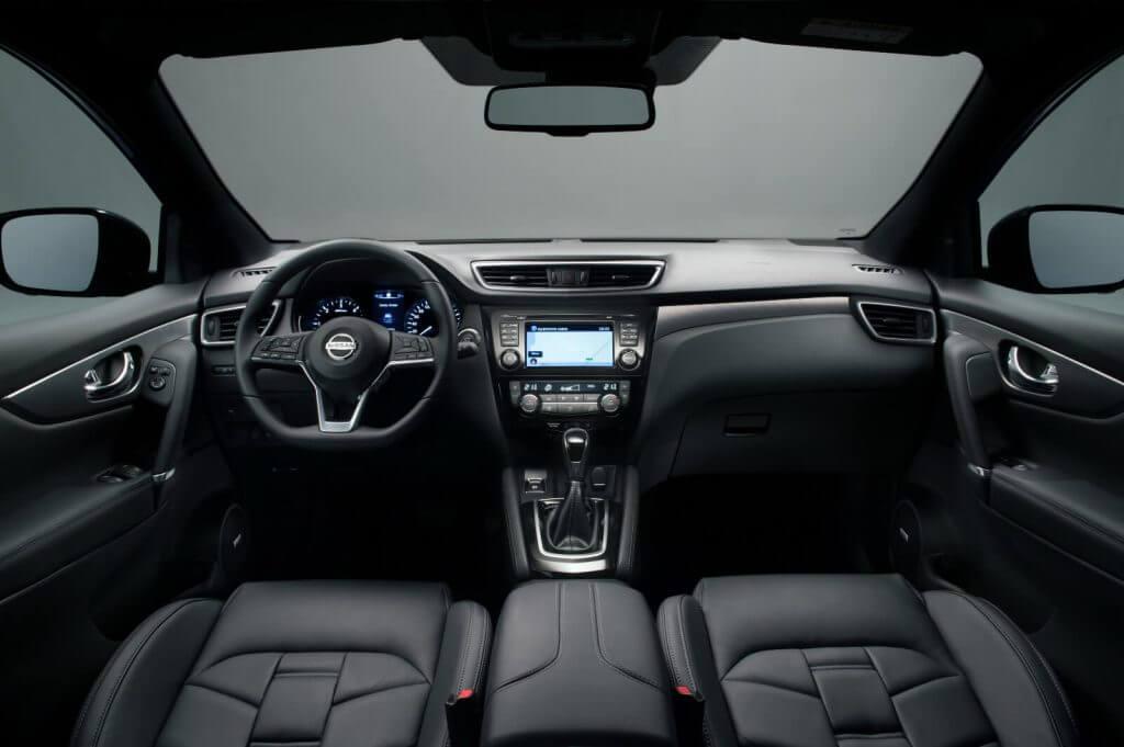 Front panel Nissan Qashqai '2017