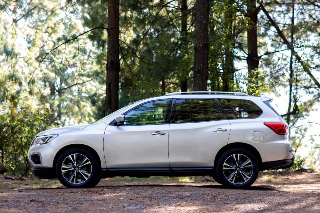 Nissan Pathfinder 2017 Latam (R52)