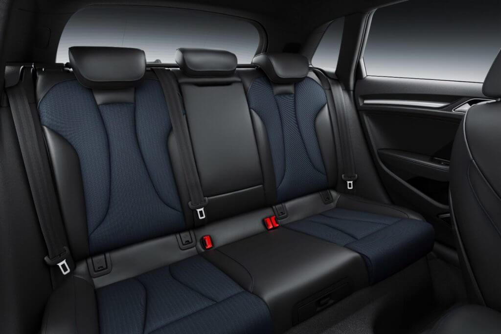 Interior Audi A3 Sportback g-tron (8V) '2017