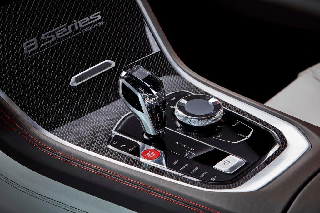 Interior BMW 8 Series '2017
