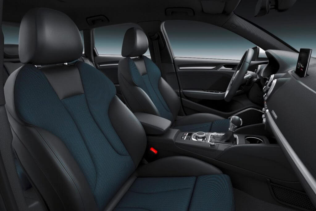 Interior Audi A3 Sportback