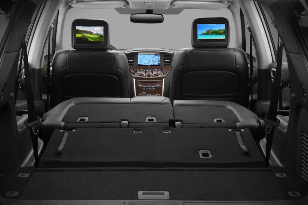 Boot Nissan Pathfinder Latam (R52) '2017