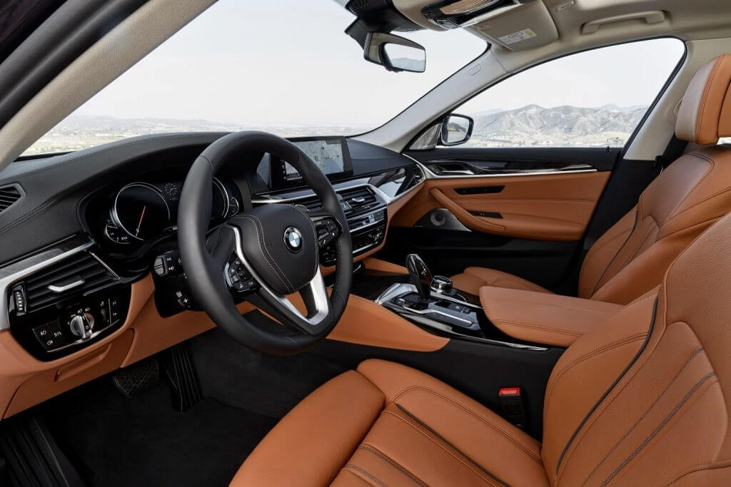 Front panel BMW 5 Series (G30) '2017