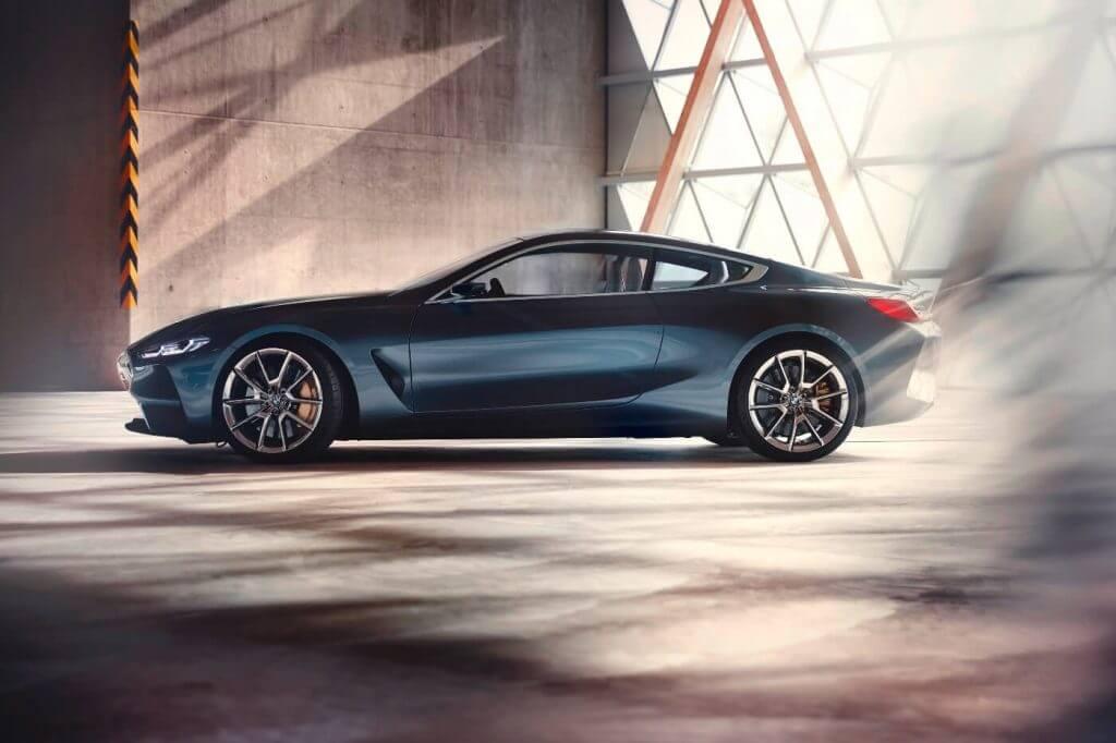 BMW 8 Series '2017