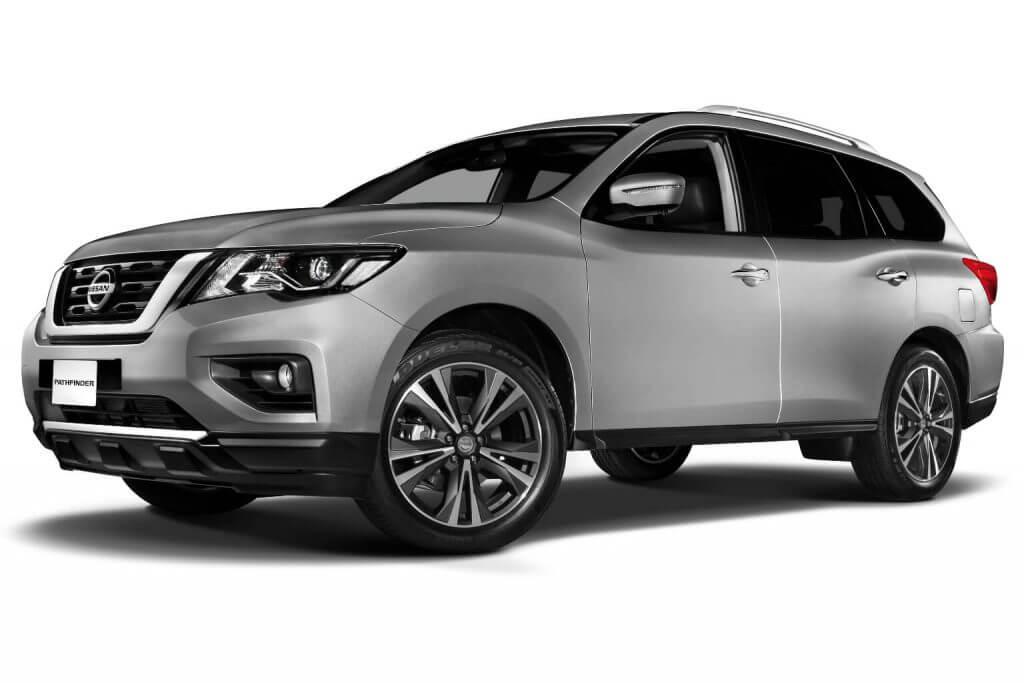 Автомобиль Nissan Pathfinder '2017