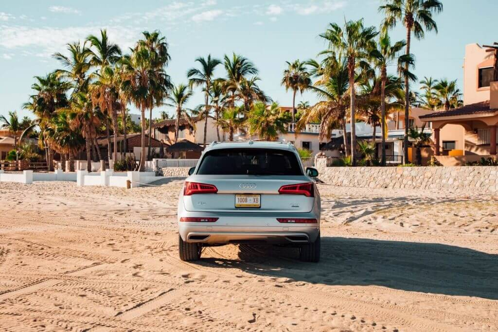 Audi Q5 2.0T 2018, North America '2017