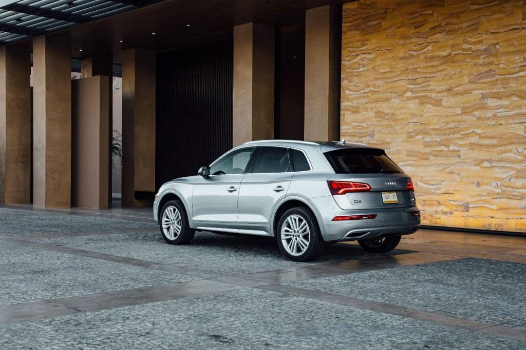 Audi Q5 2.0T quattro North America
