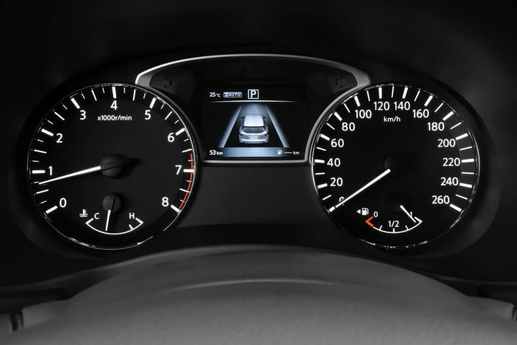 Dashboard Nissan Pathfinder Latam (R52) '2017