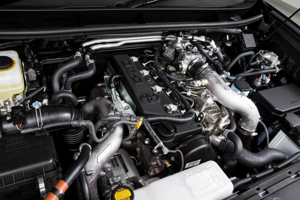 Общим показателем для всех двигателей в линейке будет сниженное потребление топлива и максимально возможная экологичность