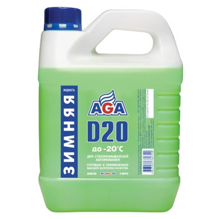AGA D20