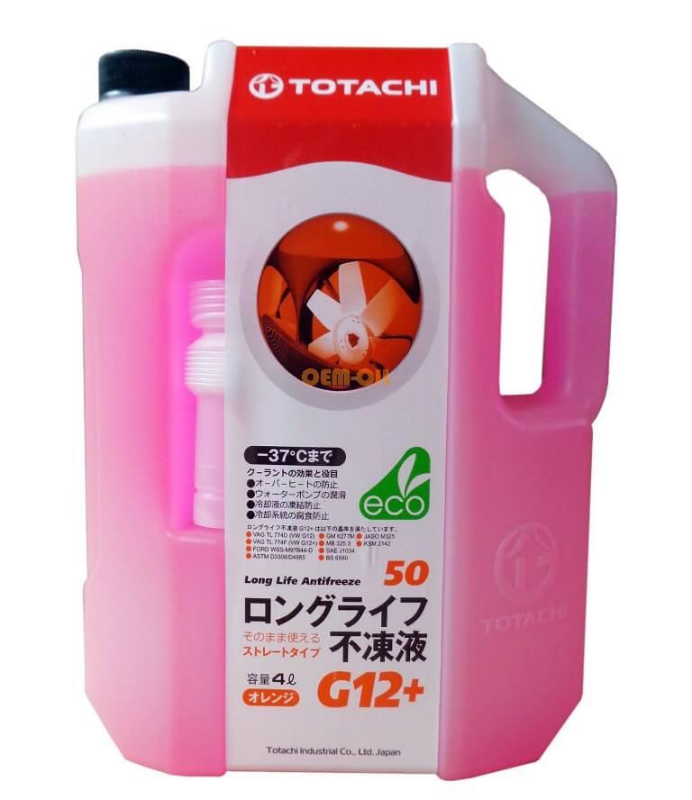 Антифриз TOTACHI LLC G-12 50% -37